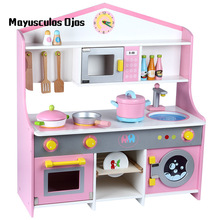 Toys Stoves Kitchen Playground Simulation House-Gas Japanese Kindergarten Children's
