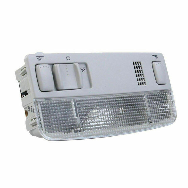 Car Front Interior Light Ceiling light Caravan Camper Reading Light 1TD947105 for VW Transporter T5 Caddy 2K Passat Golf Mk4