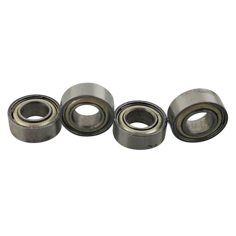 metal <font><b>accessories</b></font> High-speed remote control car 4pcs 8x4x3 ball bearing for WLtoys <font><b>1/18</b></font> A949 A959 A969 A979 RC Car spare parts image
