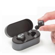 Бесплатная доставка Беспроводной наушники, ENACFIRE E18 Последние Bluetooth 5,0 True Беспроводной Bluetooth наушники 15 H игр 3D стерео звук