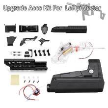 Magazine Modified Parts for LeHui Vector V2 Gel Ball for Blaster Water for Gun Upgrade Accs Kit