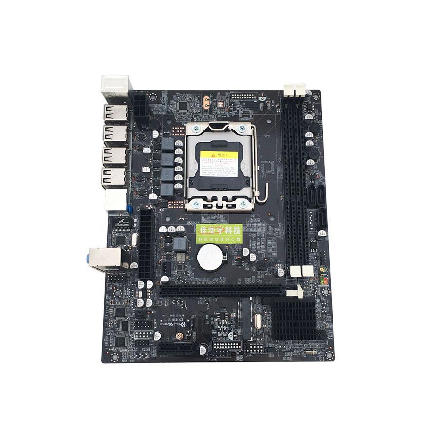 EastVita X79 (H61/P67) motherboard LGA1156 SATA2 DDR3 E5-2430CPU X79-1356 DDR3 Mainboard LGA 1356 PCI Express 16X r20