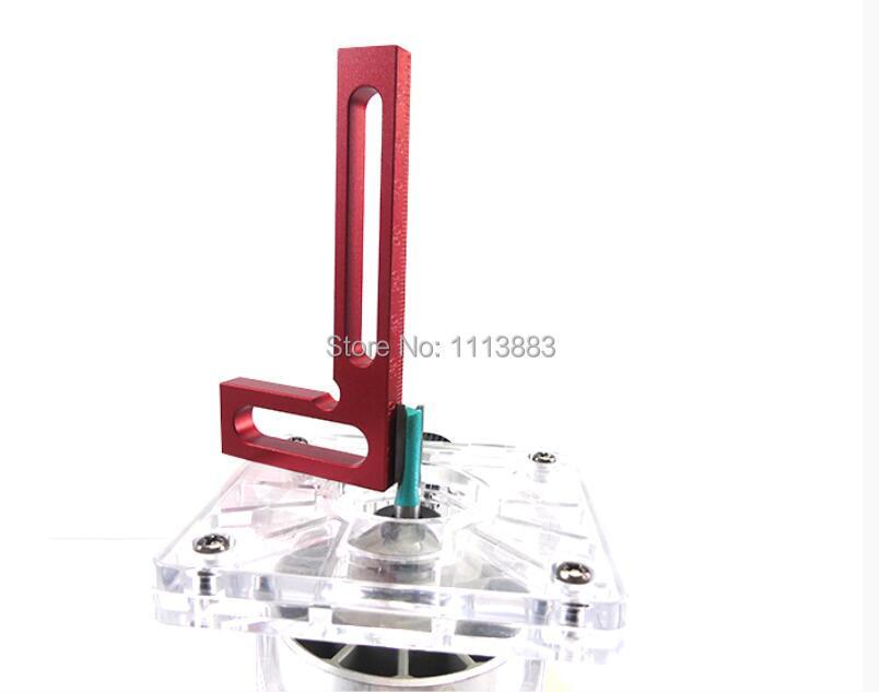 Купить с кэшбэком 100mm x 50mm x 7.5mm Precision Woodworking L-Squre Minisquare Mini Clamping Square