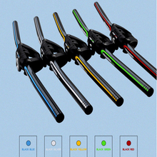 25.4mm/31.8mm x 620mm Bicycle Folding Handlebar Bike Accessory Parts Skate Scooter Handle Bar Replacement все цены