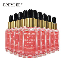 Breylee Rose Nourishing Serum Face Facial Deep Hydrating Skin Care Oil-control Whitening Soothing Anti Wrinkles Beauty 10pcs ogx nourishing coconut oil weightless hydrating oil mist