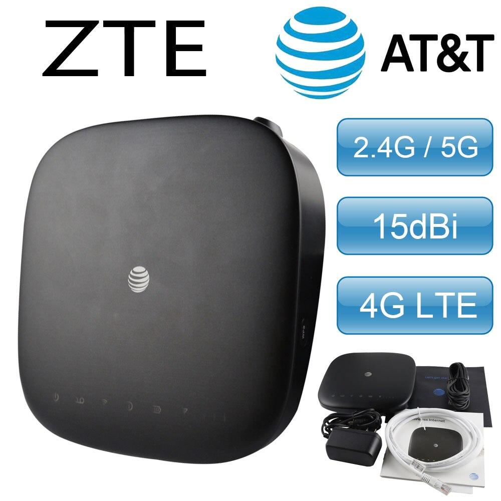 EDUP разблокирована zte MF279 AT & T-Mobile Verizon 4G беспроводной lte-роутер 300 mbps-модем