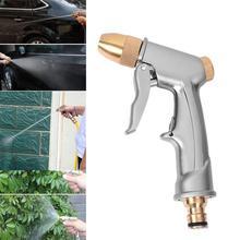 1 шт. высокого давления автомобиля окна стены очистки воды спрей насадка для садового шланга спрей Многофункциональный Авто моющий очиститель