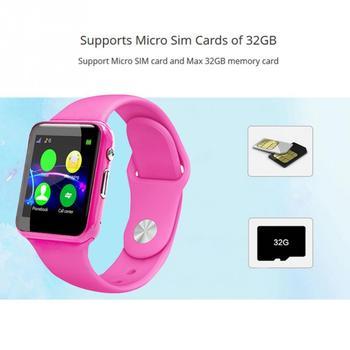 U10 Anti-Lost Smartwatch Children Kids Smart Wristwatch Activity Tracking Watch(pink) 3