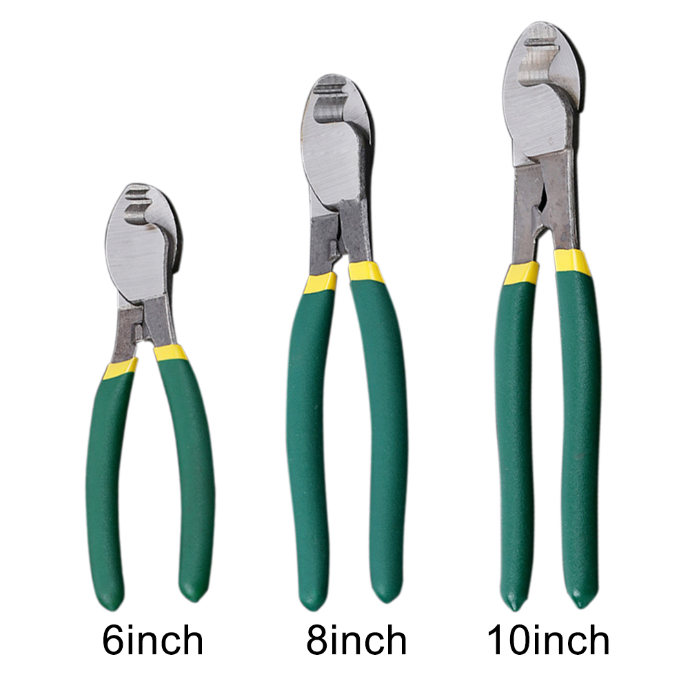 Wire Cutter Hand Tool High Carbon Steel Mini Pliers Cable Nipper Labor Saving Home Use Manual(China)