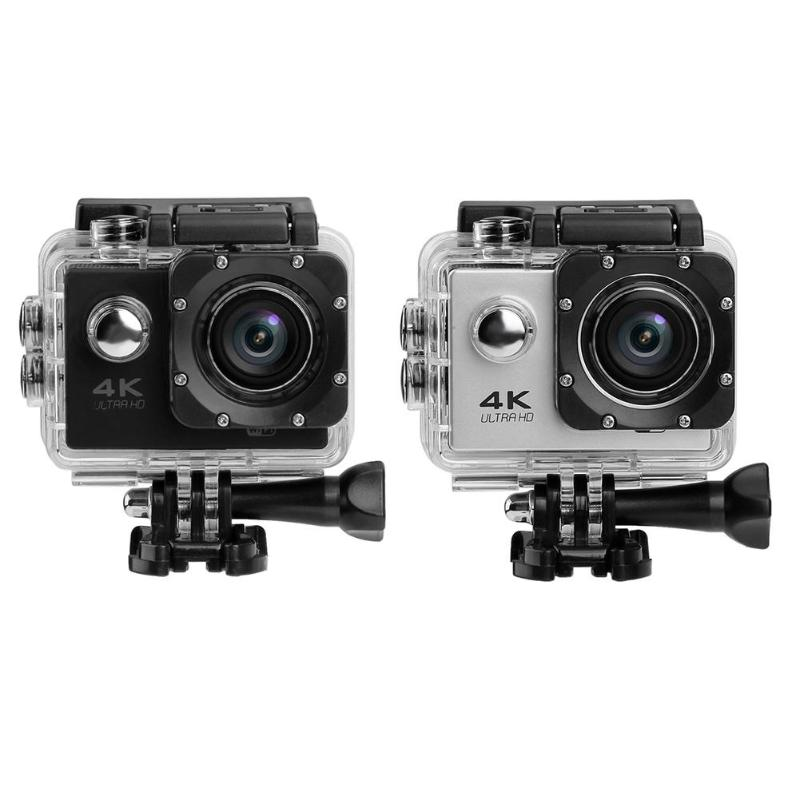 4K 2.0in Touch Screen Action Camera 140 Lens HD WiFi Action Cam 30m Underwater Waterproof Camcorder Sport Camera aksiyon kamera