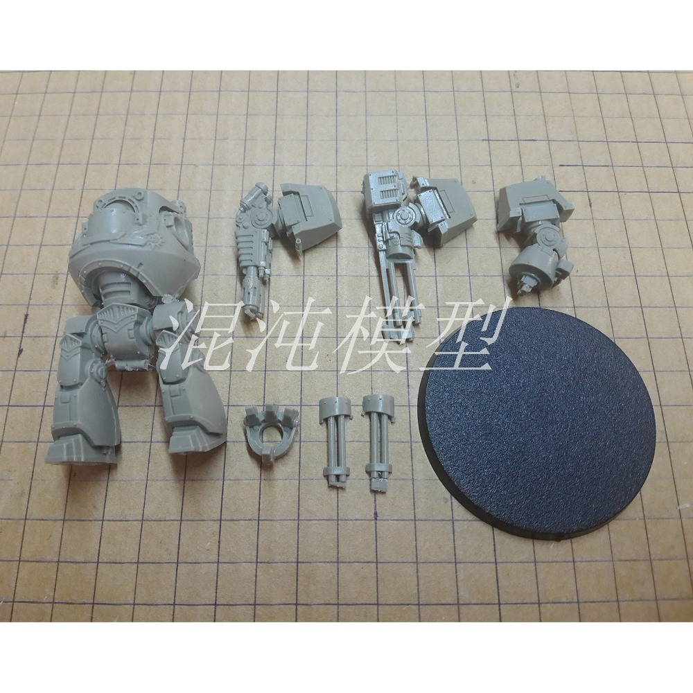 Image 2 - Contemptor Dreadnought-in Model Building Kits from Toys & Hobbies
