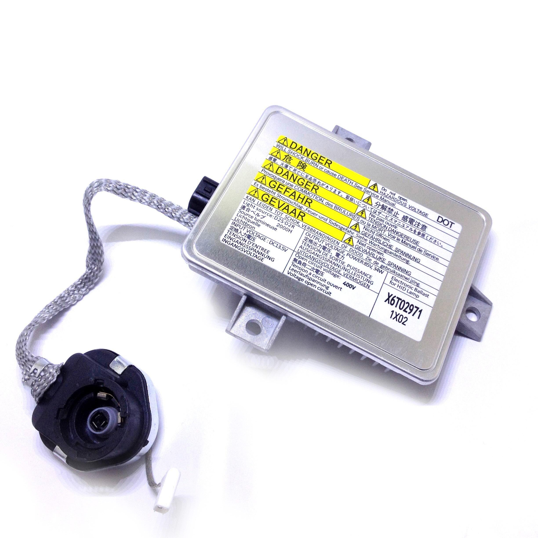 CARCHET D2S D2R xénon HID Ballast de phare avec allumeur démarreur W3T14371 X6T02971 X6T02981 X6T02993 pour Acura TSX Honda Mazda 3