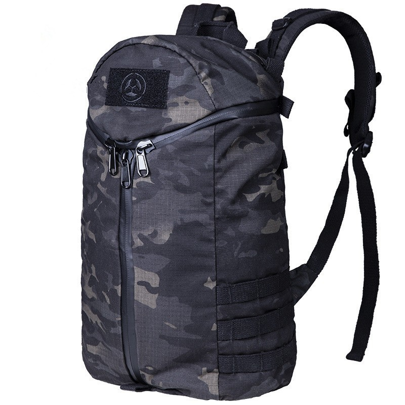 Army Fan Multi function Tactical Backpack Men Women Outdoor Riding Training Climbing Water Resistant Camo Military