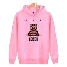 Hoodies Sweatshirts Streetwear Pullover Homme Harajuku Hip Ozuna J2066 Male Men/women