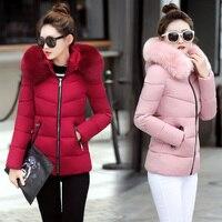 Female jacket new hot high quality winter jacket women 2018 sweater fashion warm winter jacket lady park women's winter coats