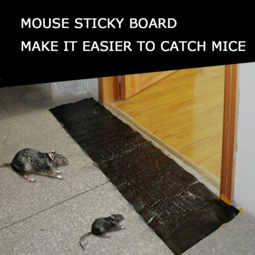Super Sticky Large Mice Mouse Rodent Glue Traps Board Rat Snake Expel Non-Poison