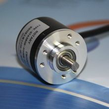 Enkoder DYKB 100P 360P 400P 600P/R przyrostowy enkoder obrotowy AB enkoder fazowy 6mm wał + sprzęgło