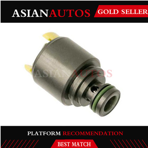 5HP19 Yellow Transmission Solenoid 050121072501 Tested Parts For AUDI BMW Prosche Transmission Solenoid