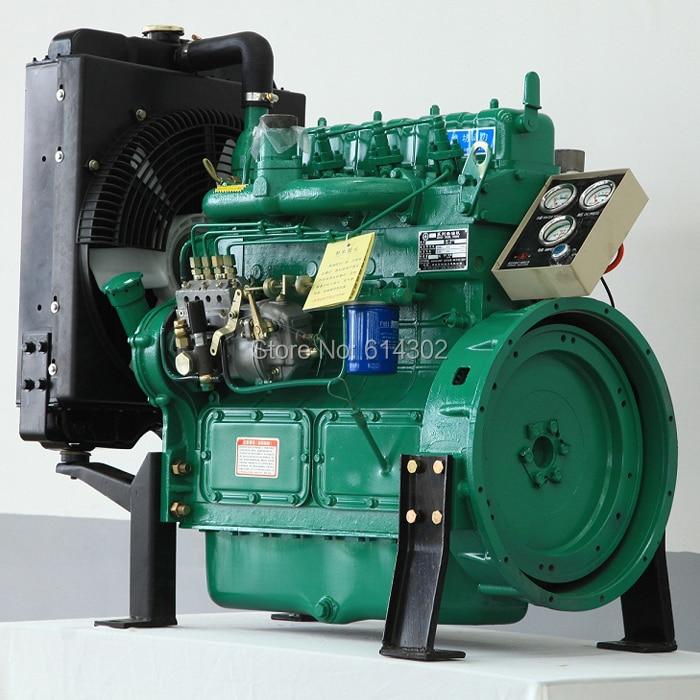 K4100D 30.1kw motor diesel para o gerador diesel