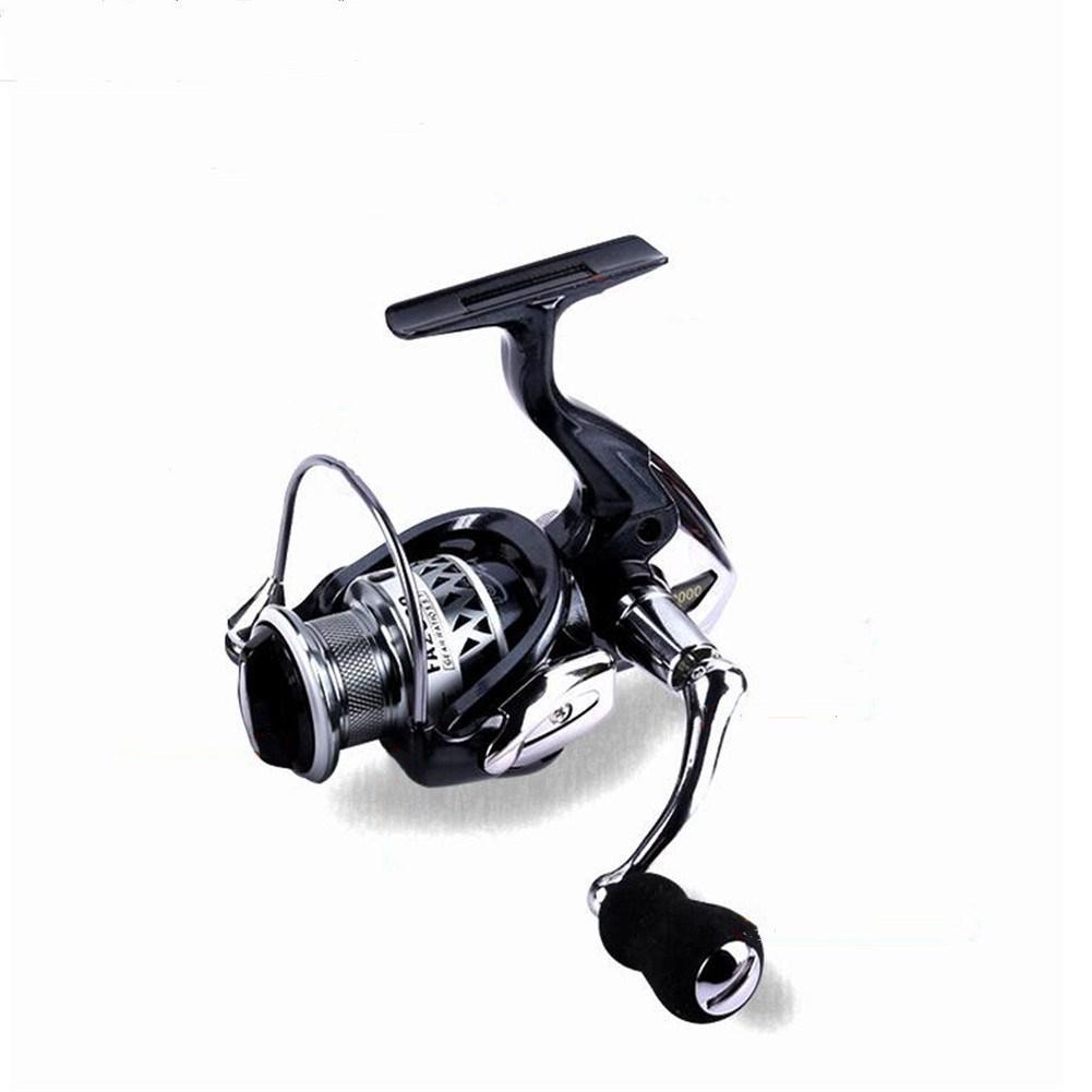 Mounchain Professional Metal Spinning Reel Wheel 1000-7000 Series 5.5:1 Speed Ratio Casting Fishing Wheel Boat Fishing Wheel