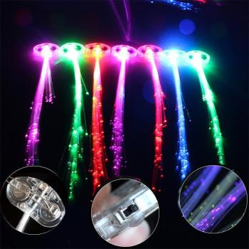 LED Flash Light Hairpin  1