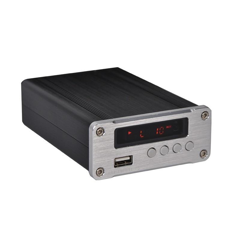 Desktop Digitaler Musik-player T55 Digitale Audio Dekodierung Verlustfreie Musik Player Hifi Fiber Coaxial Analog Signal Ausgang Unterstützung Ape Flac Ansi Mp3 Spielen Unterhaltungselektronik