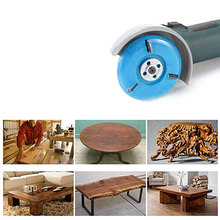 Power Wood Carving Disc Angle Grinder Woodworking Turbo Plane For 16mm Aperture Angle Grinder