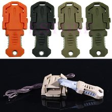 Mini Ransel Webdom Gear Anyaman Camp Gadget Bertahan Hidup Outdoor EDC Hang Pasang Gesper Molle Coltello Couteau Faca Cuchillo(China)