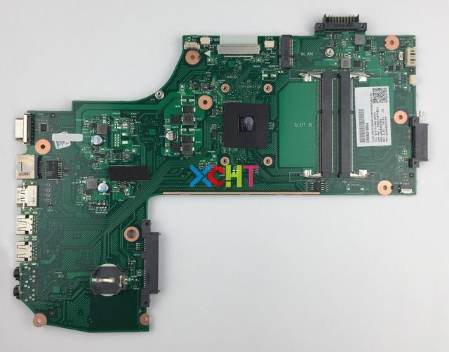 6050A2632101 MB A01 V000358300 w A4 6210 CPU para Toshiba Satellite C70 C75 C75D Notebook PC Motherboard Testado
