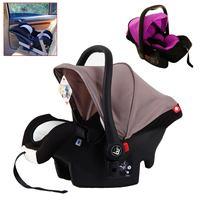 Детские коляски новорожденных перевозки младенцев системы путешествия автомобиль Складная коляска/корзина детская безопас