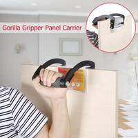 Easy Gorilla Gripper Panel Labor Saving Handy Grip Board Lifter Handle Carry Plywood Wood Panel Carrier Free Hand Furniture Tool