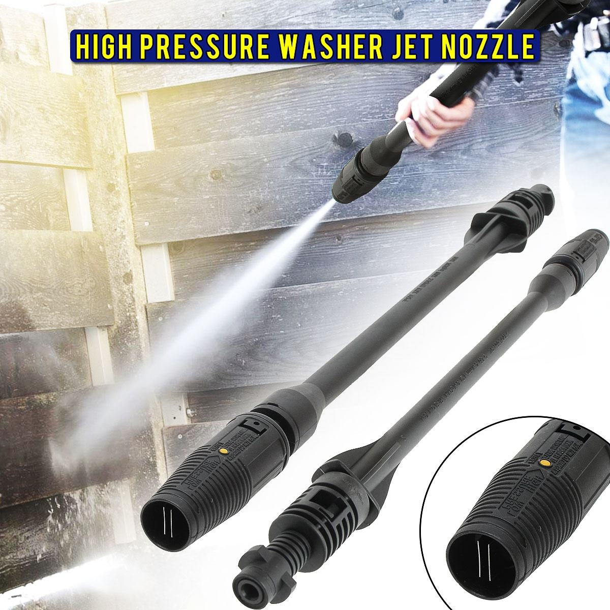Car Washer Jet Lance Nozzle For K  K1 K2 K3 K4 K5 K6 K7 High/Low Pressure 160bar Car Washing Tools Garden Water Jet Washer