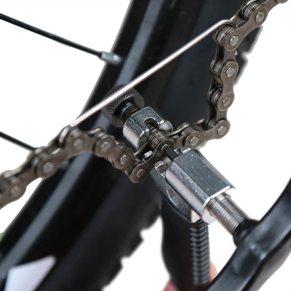 Peças da bicicleta Ciclismo Aço Cadeia Disjuntor Cortador Ferramenta de Remoção Removedor de Ferramentas de Reparação de Bicicletas Ciclo Sólida Pin Cadeia Splitter