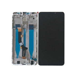 Image 2 - ЖК экран 6,0 дюйма для Meizu Note 8 M822H Axisinternational с сенсорным дигитайзером для Meizu Note 8 Frame