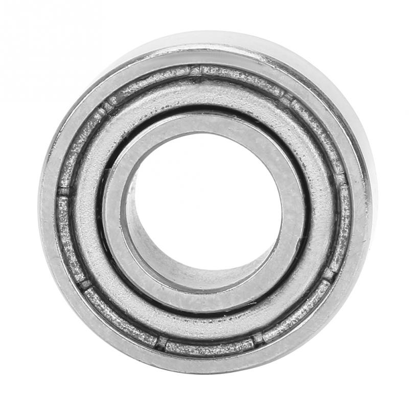 686ZZ 13 x 5mm Miniature Deep Groove Radial Ball Bearings 10Pcs