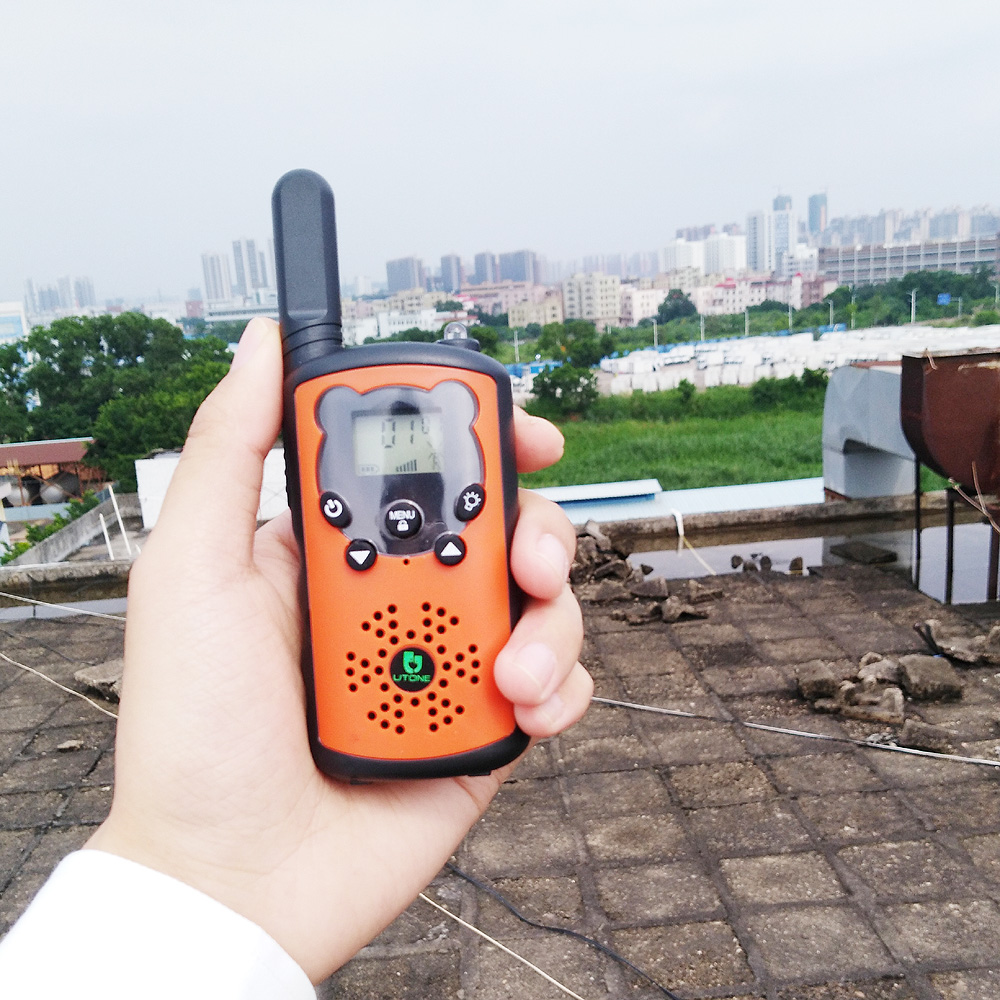 Image 3 - GoodTalkie UT308 long range two way radios travel walkie talkie 10 km-in Walkie Talkie from Cellphones & Telecommunications