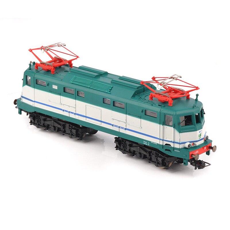 1/87 échelle train modèle Hornby Lima passe-temps ligne électrique moulé sous pression Locomotive Tram moteur modèle enfants jouets chariot Bus pour Collection