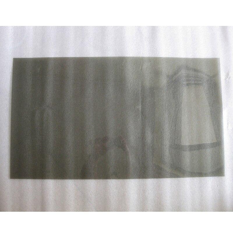 1 Stück Neue 27 Zoll 45 Grad 16:9 610*345mm Lcd Polarisator Polarisierende Film Blatt Für Lcd Led Bildschirm SchöNer Auftritt