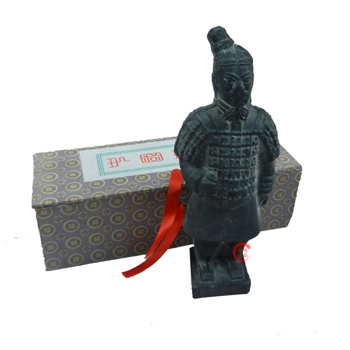 Commemorative banknotes of the terracotta warriors and horses of the Qin Dynasty