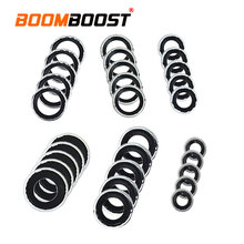A/C Compressor  Sealing Gasket Washer Set  30pcs Assortment Repair Tool  Air Conditioner Pump Washer O Ring
