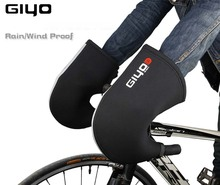 GIYO Windproof Rainproof Gloves Thick Warm Winter Mountain Road Bike Riding Handle Protection High Quality