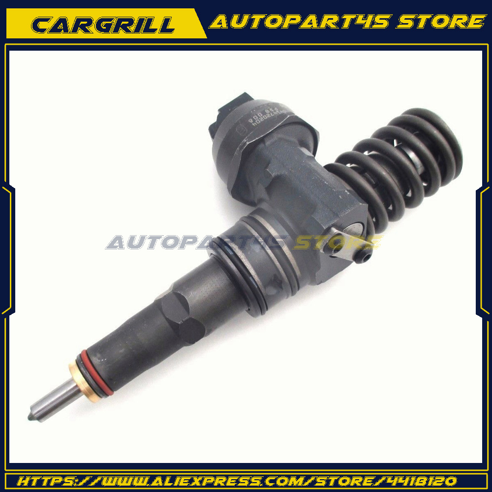 Remanufactured 038130073BA CD Fuel Injector For VW Passat Audi Skoda 1.9 TDI Bosch Diesel