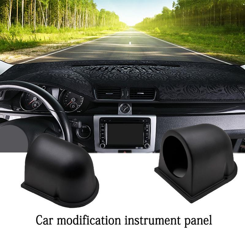 2 Inch Auto Auto Single Hole Gauge Pod Mount Houder Abs Plastic Modificatie Accessoire Voor Auto Truck Boot Motorfiets Consumenten Eerst