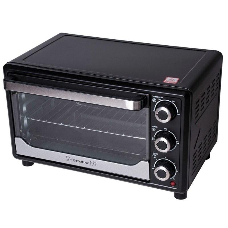 Mini oven Endever Danko 4025 black цены онлайн