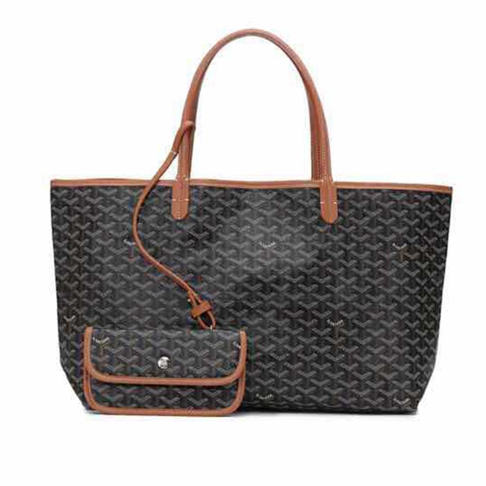 Women Travel Bag Microfiber Medium Size Single Shoulder Bag Shopping Tote Bag High-Quality Leather Handbag With Keychain
