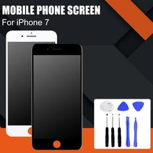 High QualityTouch Screen For IPhone 7 HD LCD Repalcement  Assembly With Disassembly Kit Set