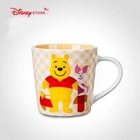 Disney Fashion Winnie The Pooh Tigger Ceramic Water Cup Cartoon Creative 2018 New Water Cup