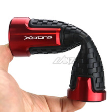 Kymco Xciting 200 300 400 500 7/8″ CNC Rubber Gel Grip