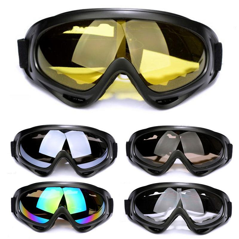 Winter Skiing Goggles Snow Sports Snowboard Anti-fog Snowmobile Windproof Glasses Skate Ski Sunglasses Eyewear