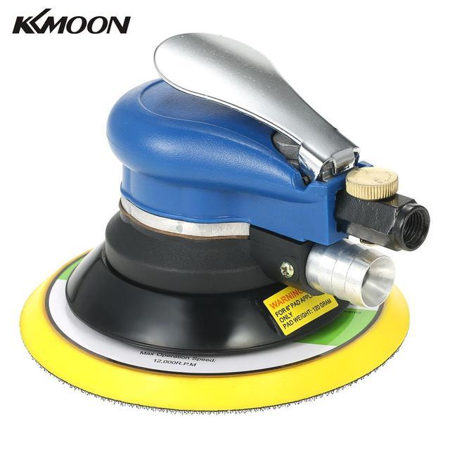6 inches 10000 rpm כפולה פעולה פניאומטיים אוויר סנדר רכב צבע טיפול כלי ליטוש מכונת נגרות חשמלי מטחנות לטש